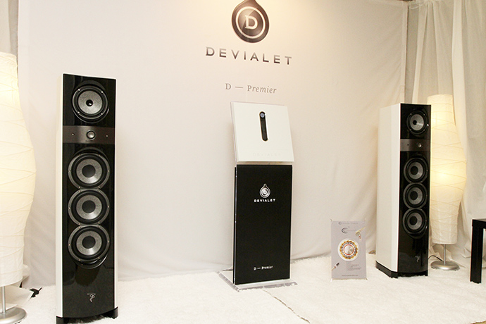 Focal, Devialet, and Crystal Cable