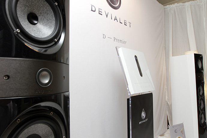 Focal, Devialet and Crystal Cable system