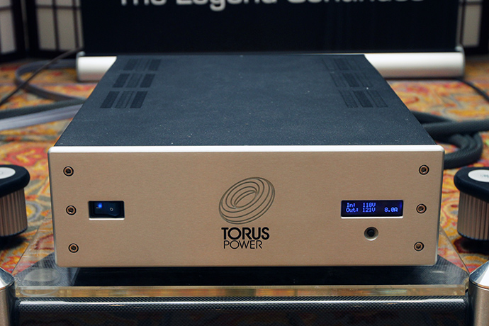 Torus Power AVR 15