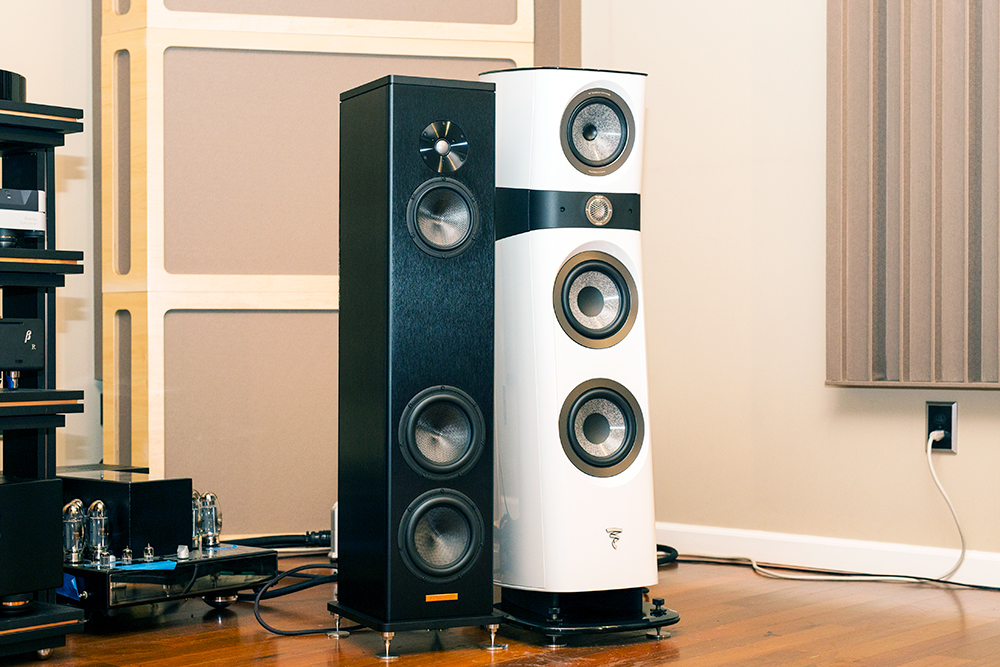 Magico and Focal