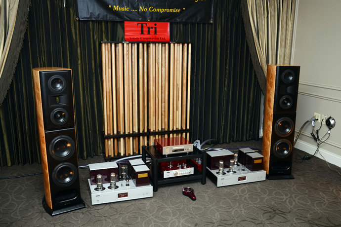 Triode/Acoustic Zen room