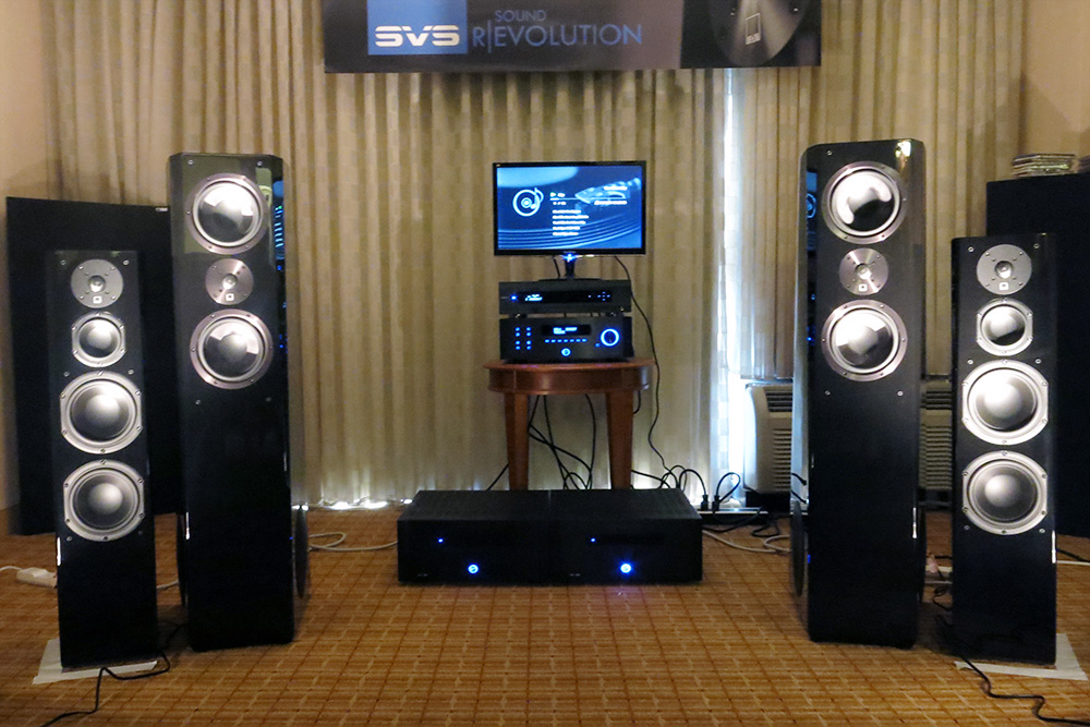 SVS Ultra Towers and Prime Towers