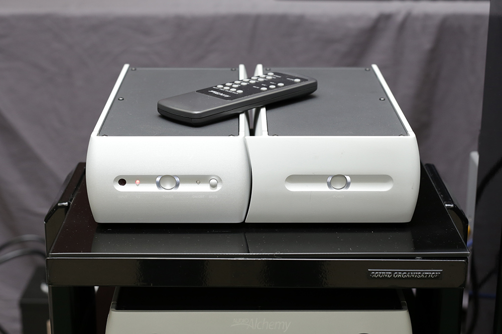 Audio Alchemy DMP-1