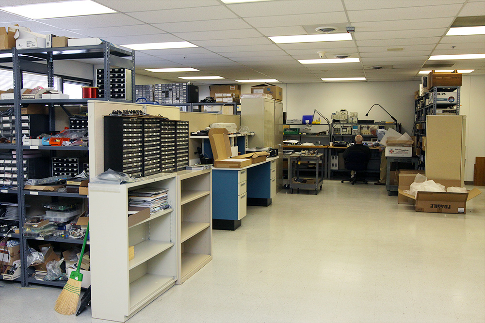 Audio Research engineer department